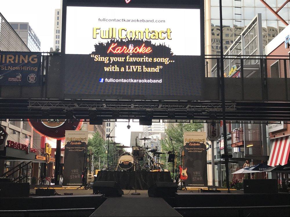 Full Contact Karaoke Band / FCK