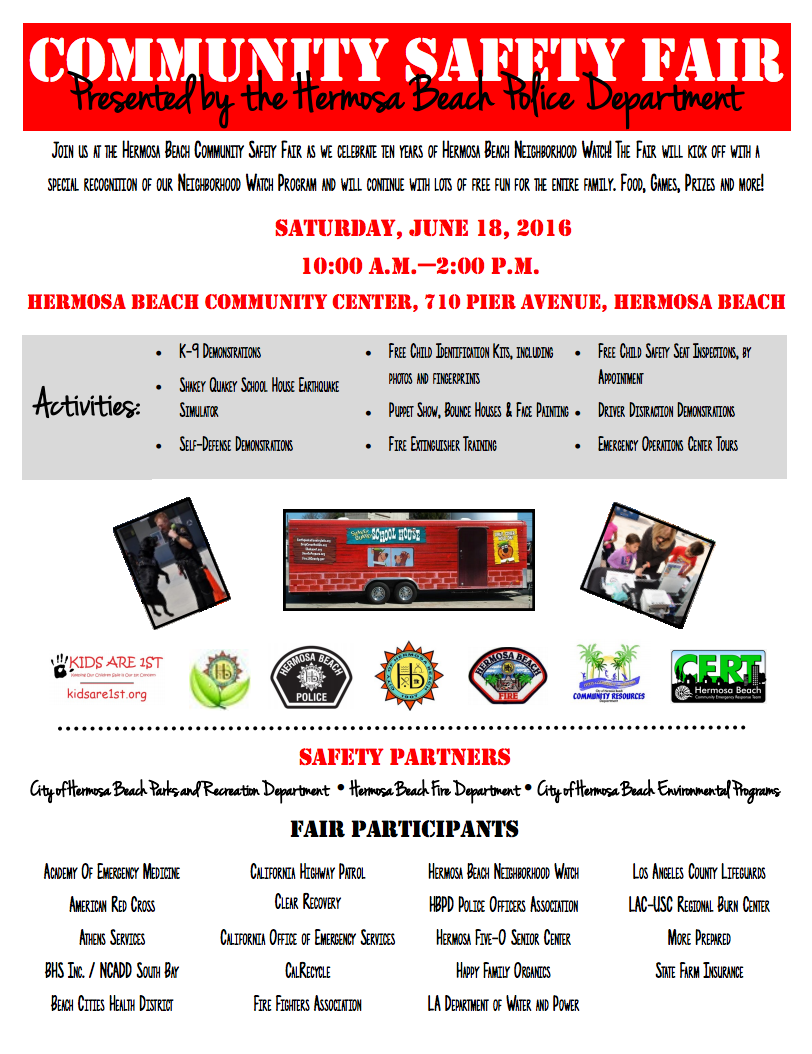 hermosa-beach-community-safety-fair