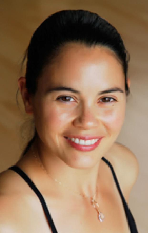 Kimberly Digilio, workshop instructor.