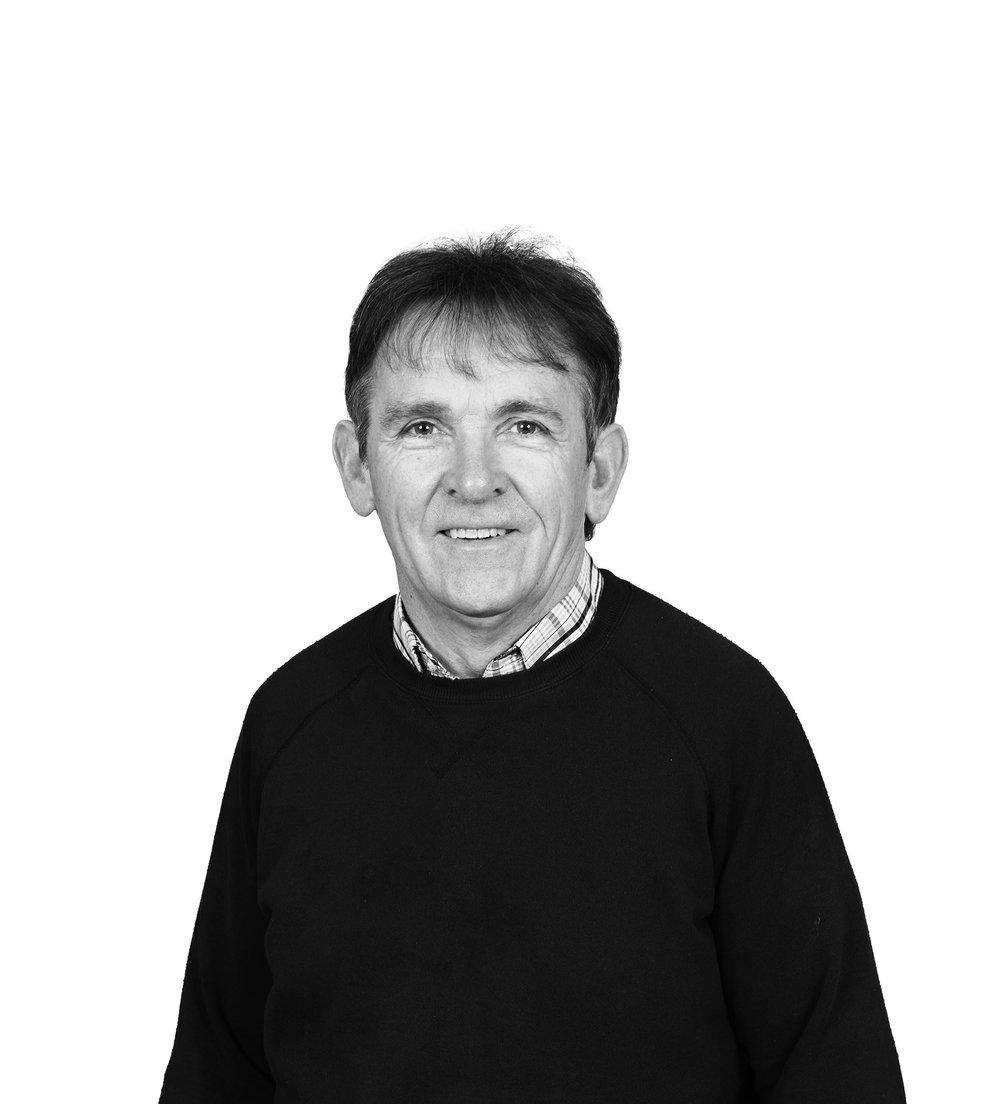 Adrian Gribben Plastics Manager