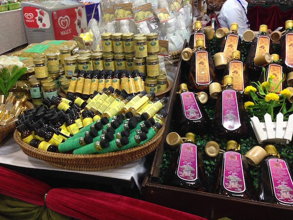 Oils and ointments for traditional medicines