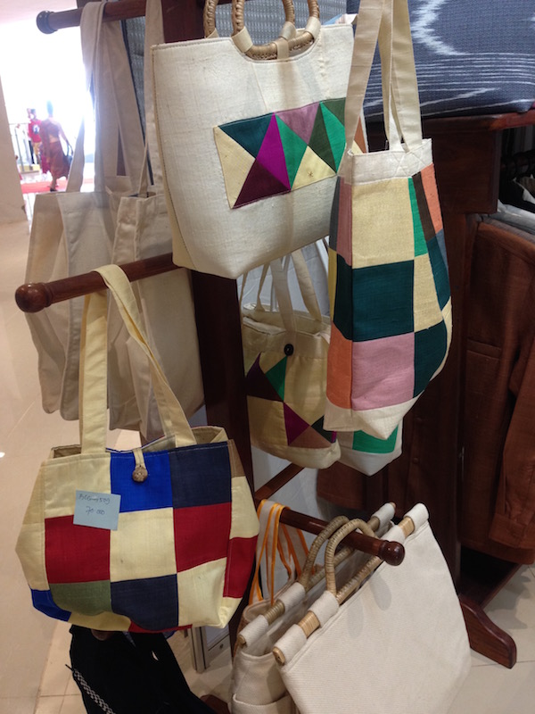 Cotton and linen bags