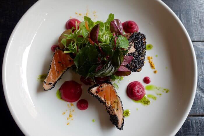 eatdrinklaos-vientiane-atmo-salmon-entree