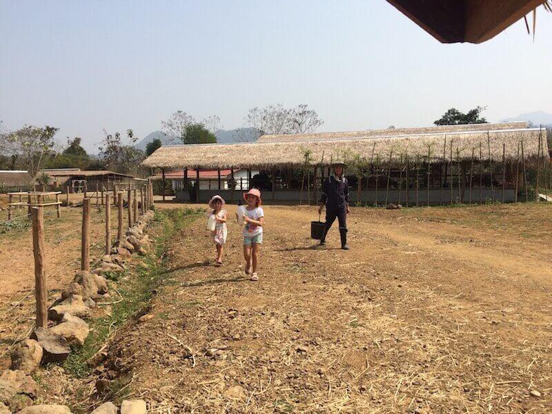 eatdrinklaos-luang-prabang-buffalo-dairy-kids