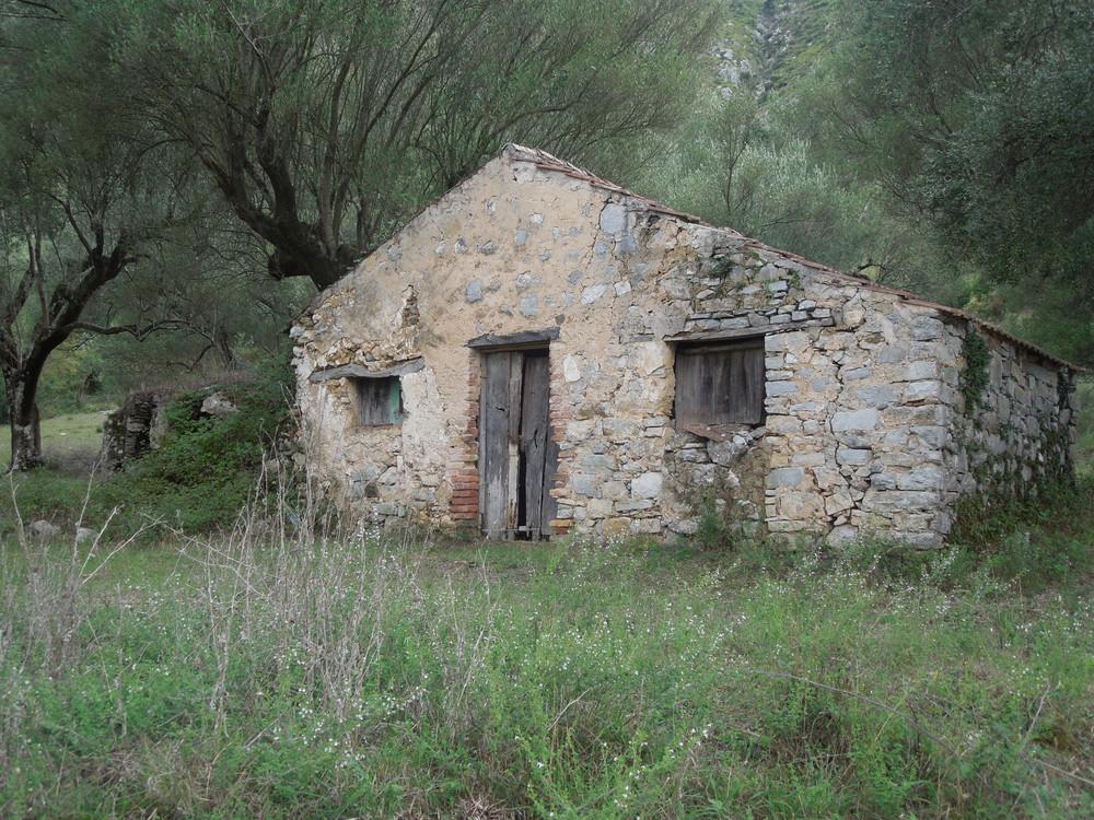 Casa Rustica, Il Cilento