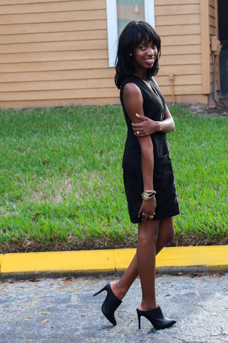 Dress : thrifted  Shoes : goJane W atch : aldo