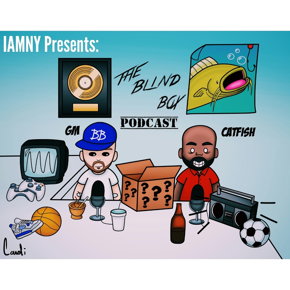 Episode 99 with The State Of The Blind Box Address & DJ PHNM
