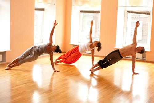 Peace, Balance, Body Positivity