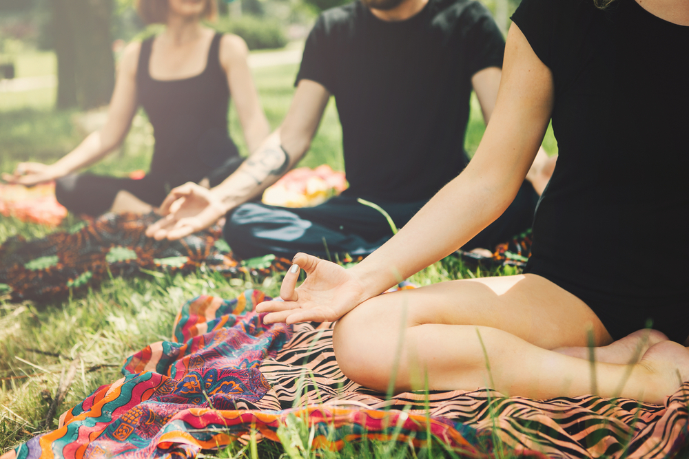 4 Physical Benefits of Yoga Practice