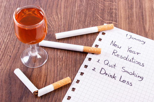 Alcoholism And The New Year