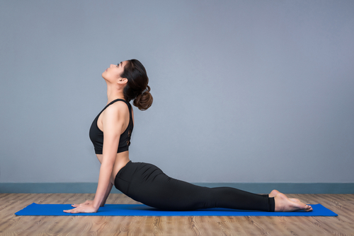 Nama'stick To Yoga Because It Helps With Depression
