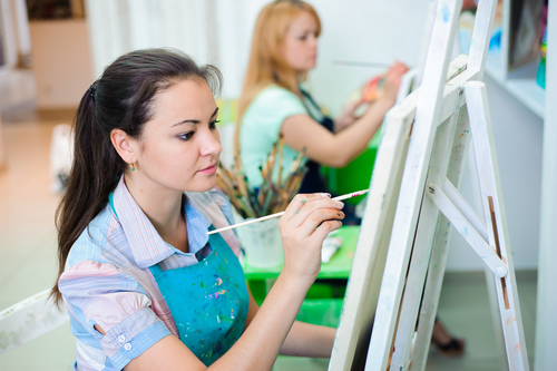 Art Therapy Is More Than Arts And Crafts For Rehab