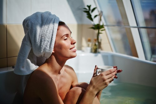 Need Something New For Self-Care? Take An Adult Bath