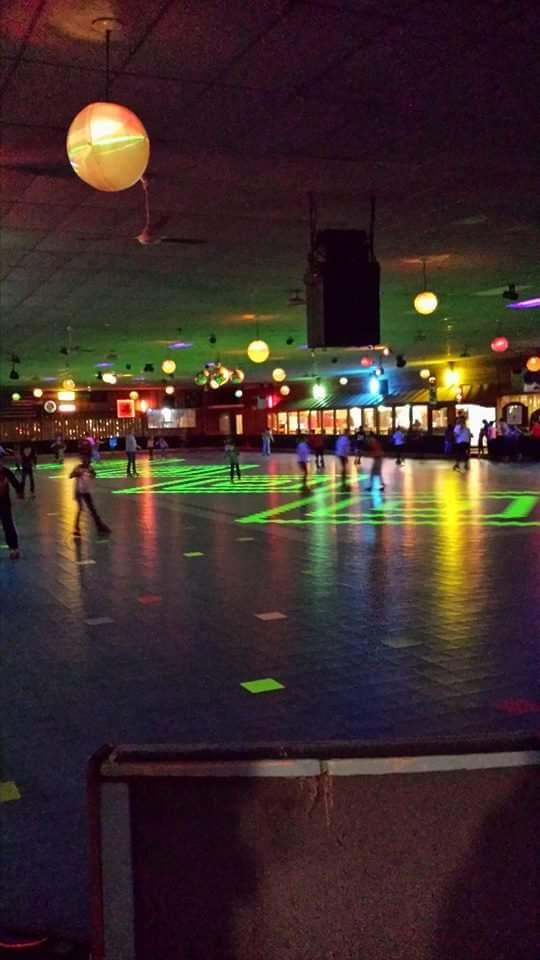 Gibson's Skating