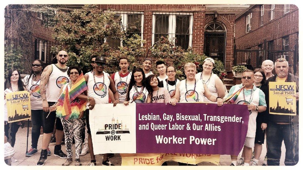 P@W Queens Pride 2017