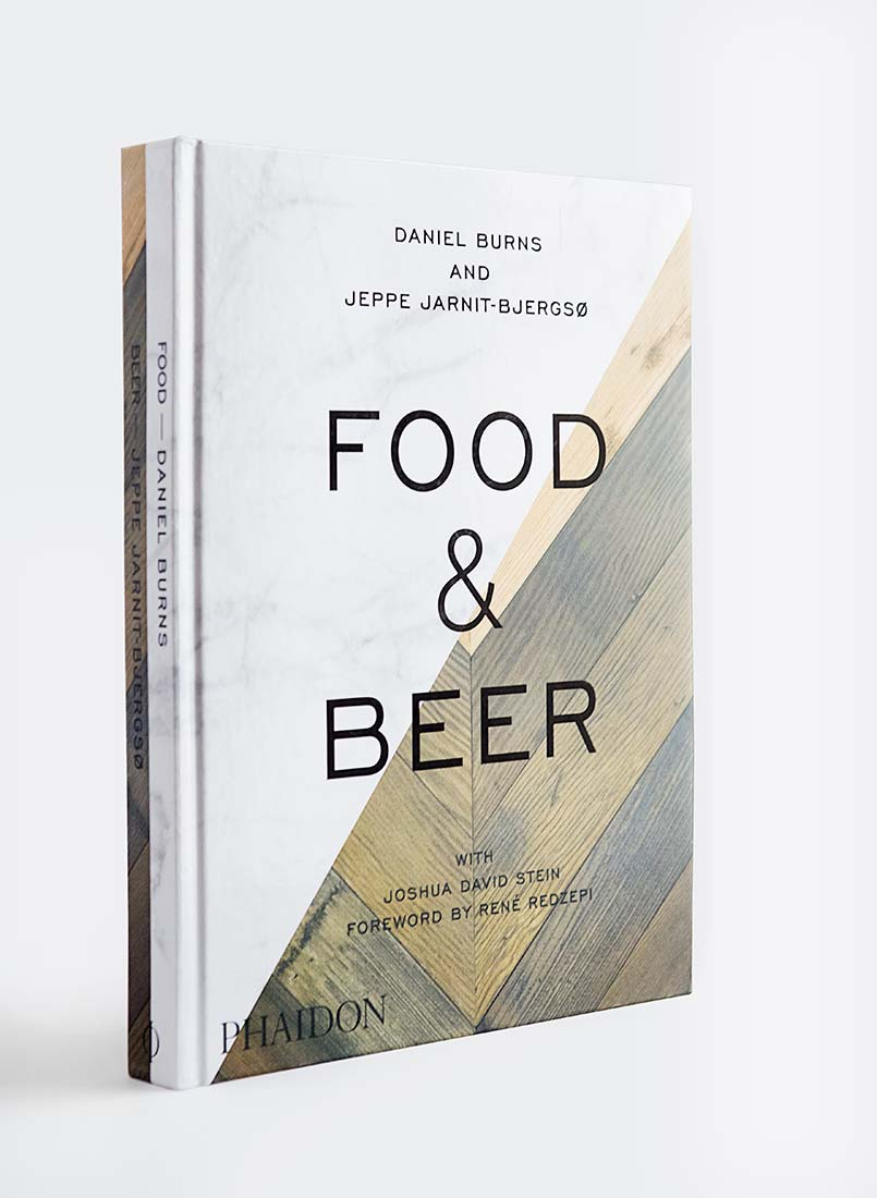 Food & Beer - Chef Daniel Burns and Brewer Jeppe Jarnit-Bjergsø