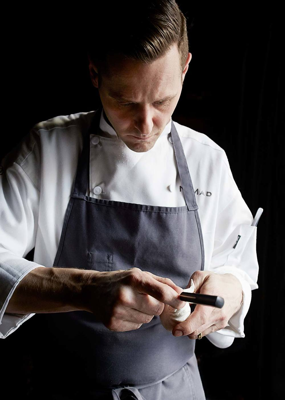 Chef Lockwood - Bocuse d'Or