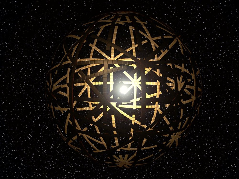 Artist's concept of a Dyson Sphere. Photo credit: Kevin M. Gill
