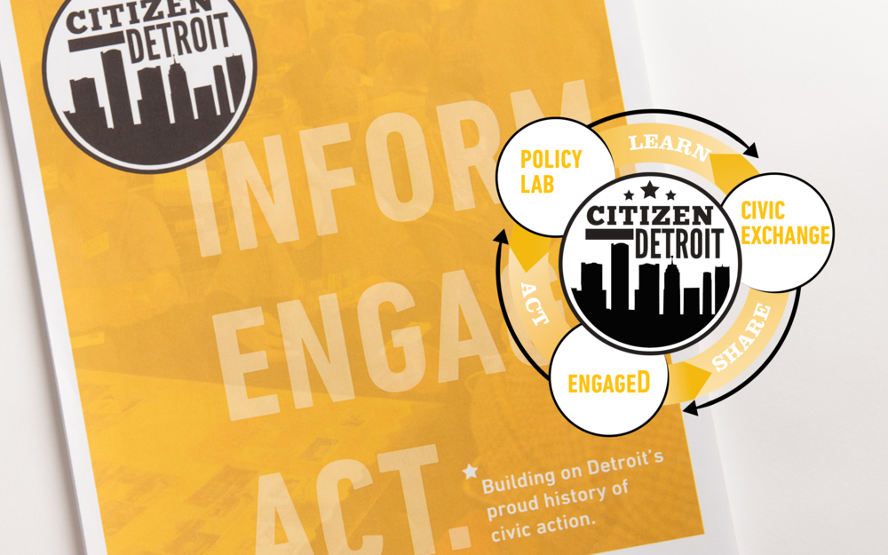 CitizenDetroit - Building on Detroit's proud history of civic action