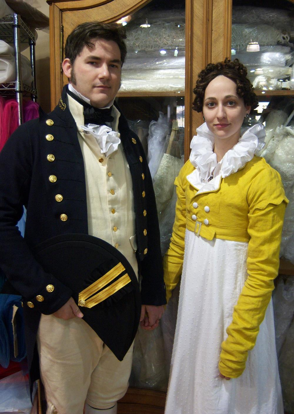 Period costumers Albert Roberts + Maggie Waterman.jpg