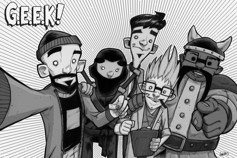 GEEKTEAMB+W