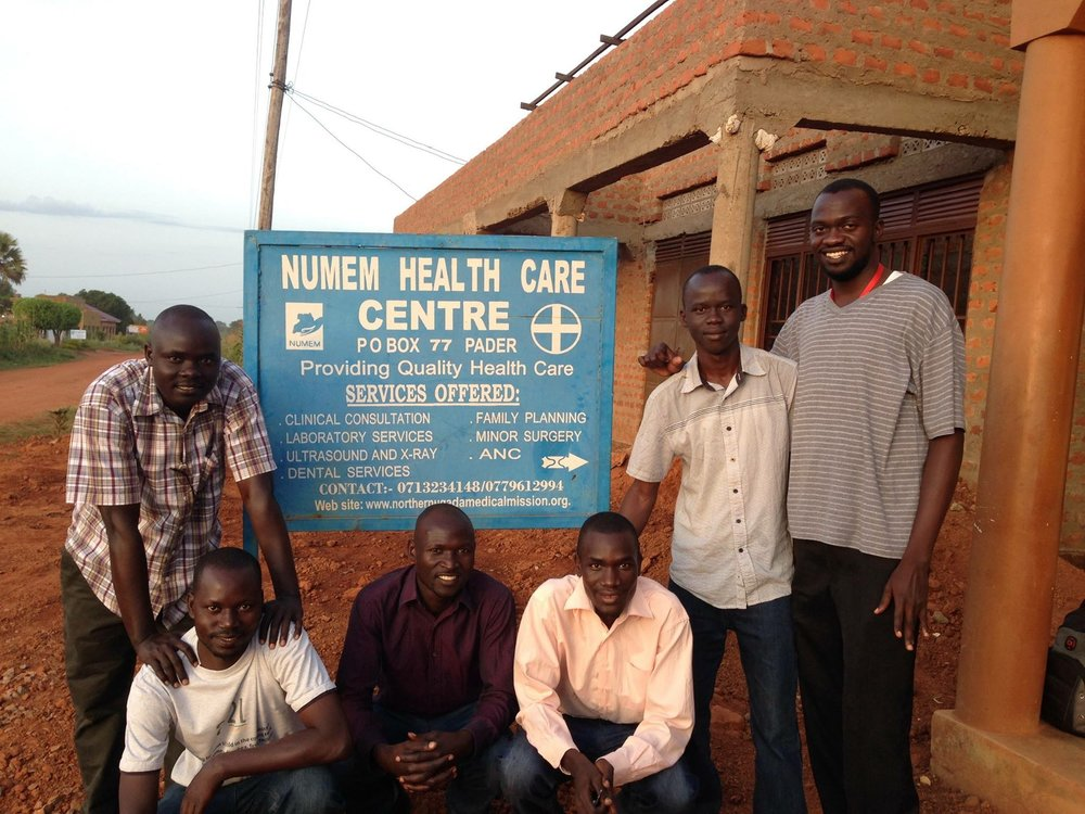 Bringing an Ambulance to Northern Uganda - Sponsored by Asteroidea Health Alliance, Inc.