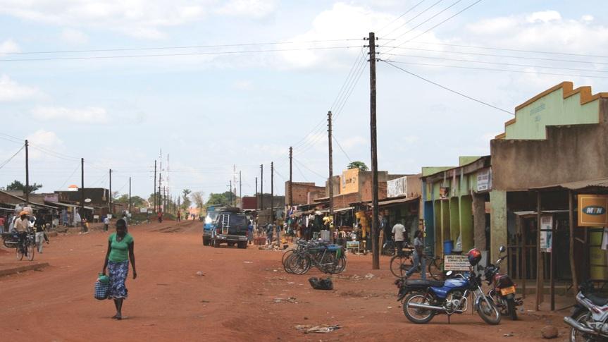 Pader's Main Street