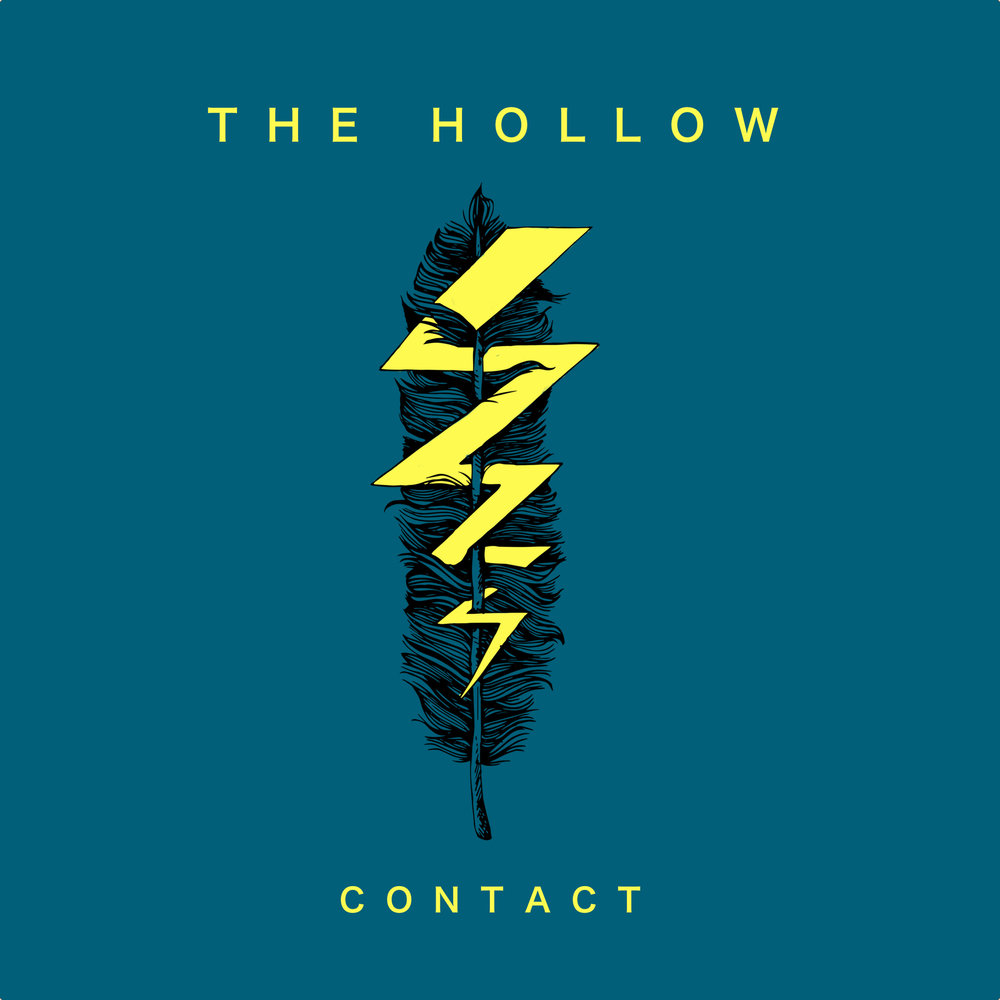 """The meeting of two personalities is like the CONTACT of two chemical substances: if there is any reaction, both are transformed."" The Hollow's new Contact EP was inspired by this Carl Jung quote."