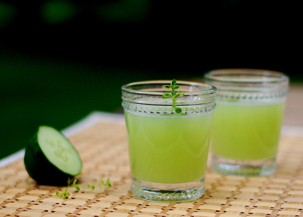 Cucumber Lime Juice