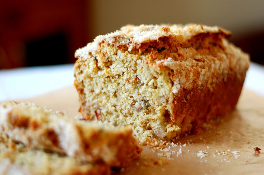 Morning Glory Quick Bread