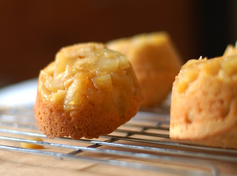 Apple sweet potato muffins