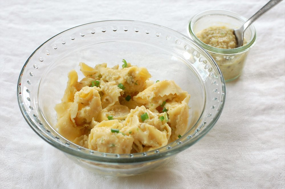 Artichoke Heart Pasta Sauce