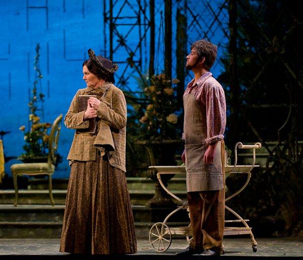 Giuseppe in  La Traviata  with Madison Opera
