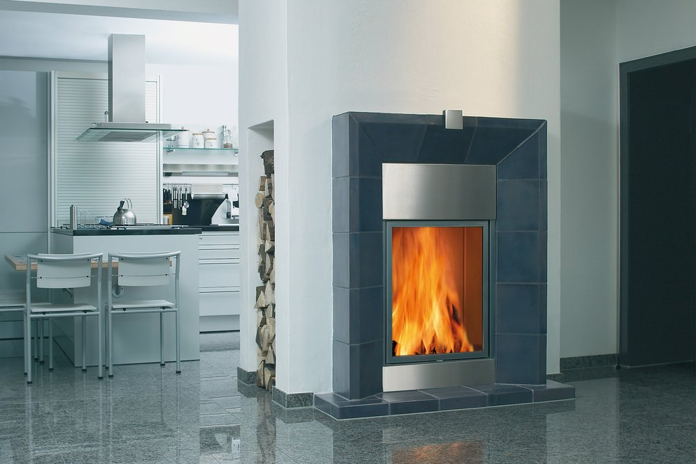 SPARTHERM BH WOODBURNING FIREPLACE SERIES