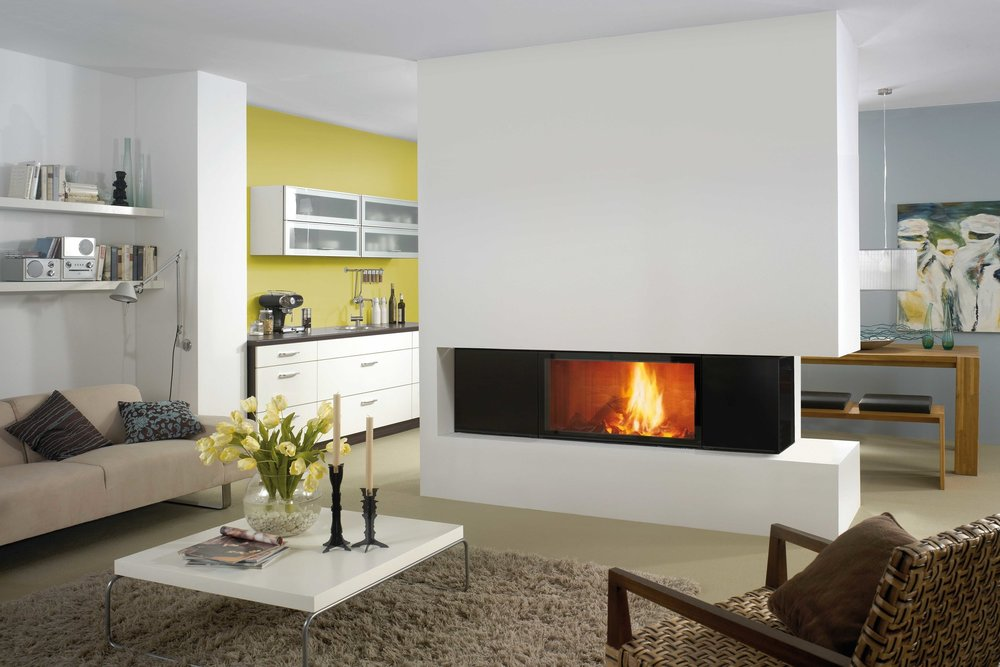 SPARTHERM VARIA M WOODBURNING FIREPLACE SERIES