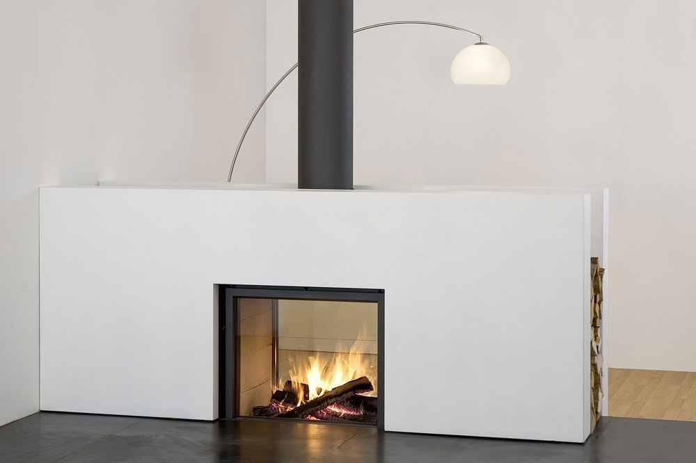 STÛV 21 DF SEE-THRU WOODBURNING FIREPLACE SERIES