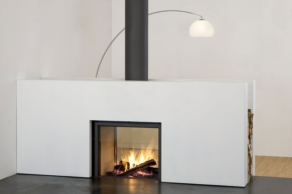 STÛV 21 DF WOODBURNING FIREPLACE SERIES
