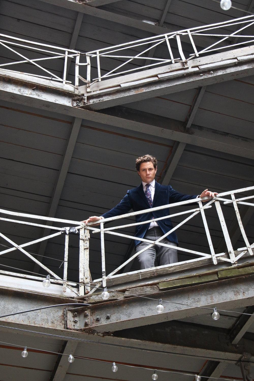 August Prew   Actor:  Ibiza, Prison Break