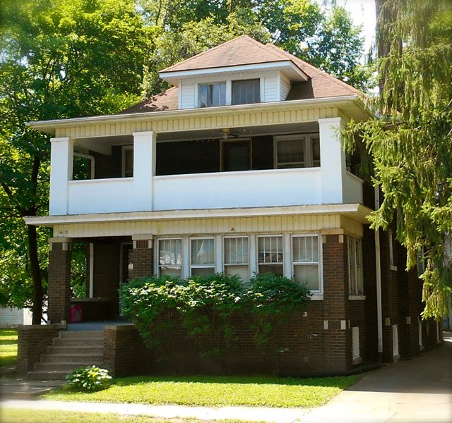 AVAILABLE - 1612 Barker • 6 BR House