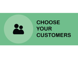 Class 2 - Choosing Your Customer    Lecture:    Slides    |    Media     Readings:    Chapter 4