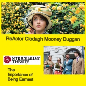 Clodagh Mooney Duggan The Importance of Being Earnest 2015