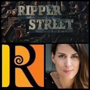 Eva Hein Ripper Street