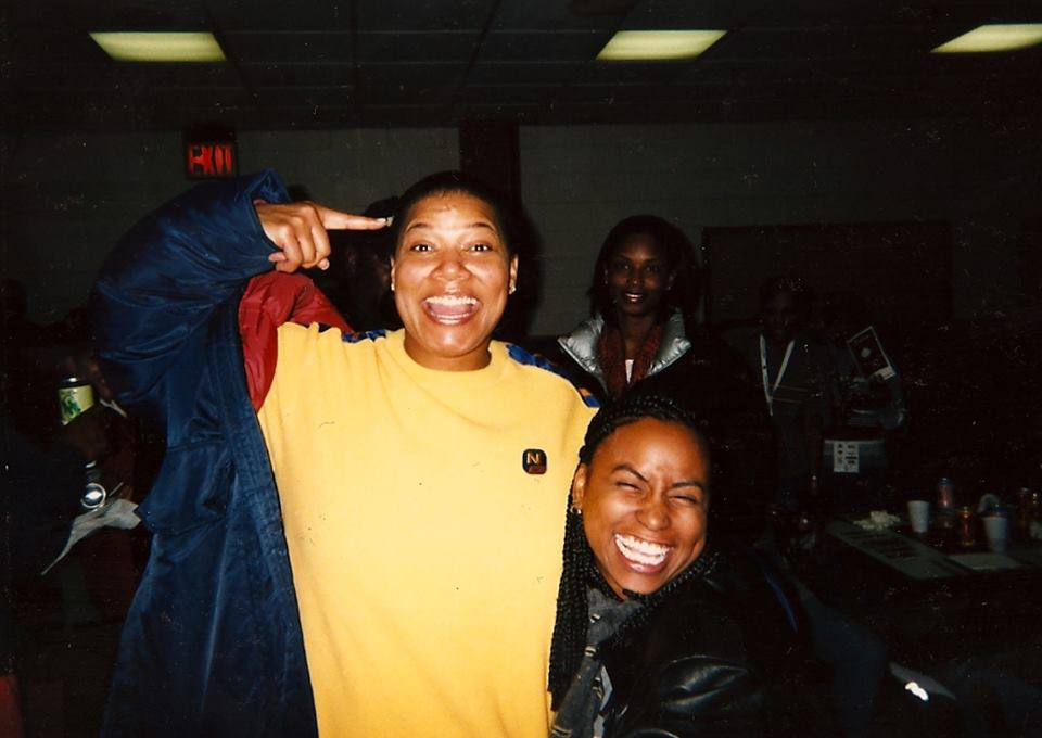 Queen Latifah & Quencie