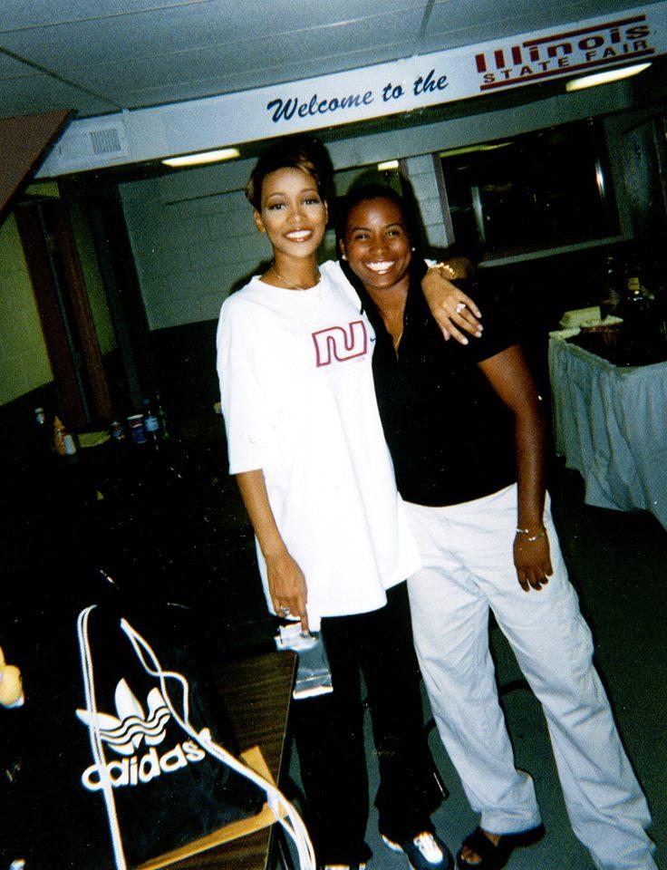 Quencie & Monica