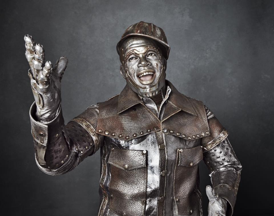 Ne-Yo as the Tin Man