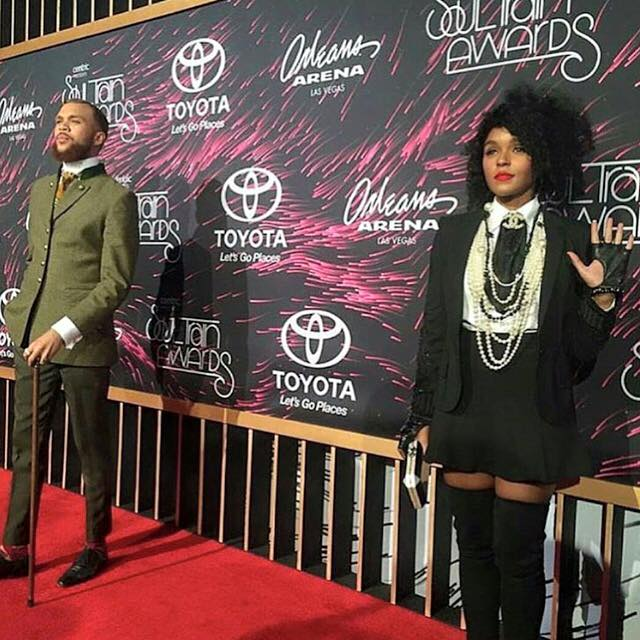 Jidenna and Janelle Monae