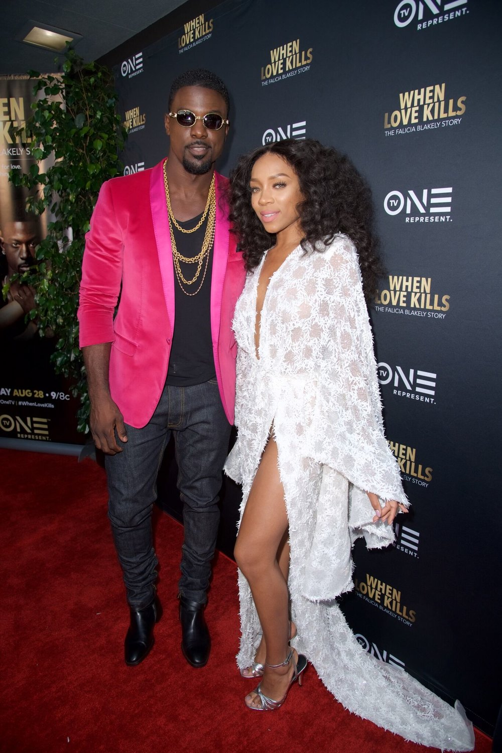 Lance Gross and Lil Mama.jpg