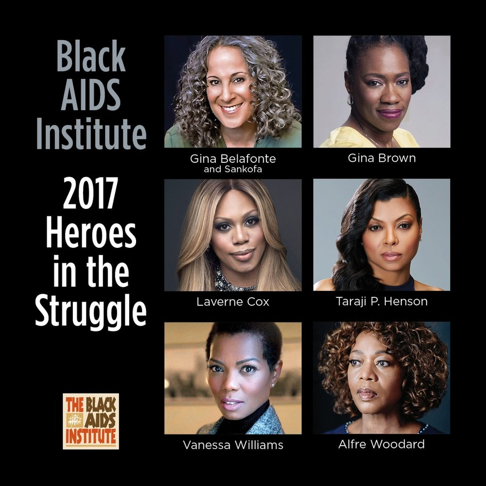 Courtesy of Black Aids Institute