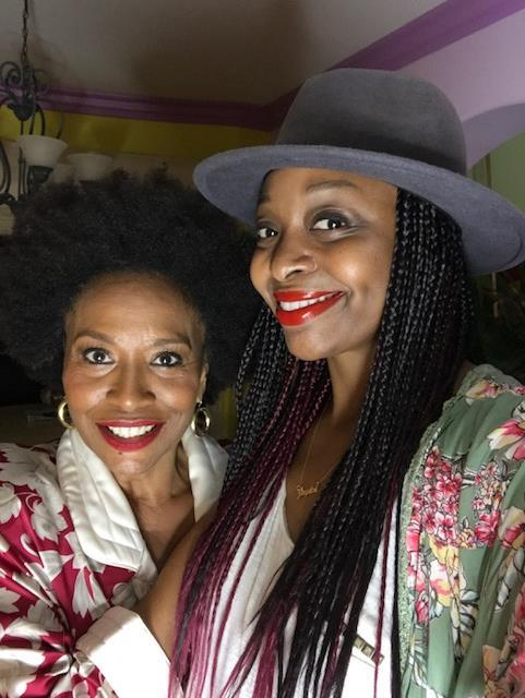 Jenifer Lewis and Tam