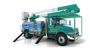 Odyne Systems Hybrid Truck